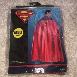 """Long 50"""" Superman DC Cape"""